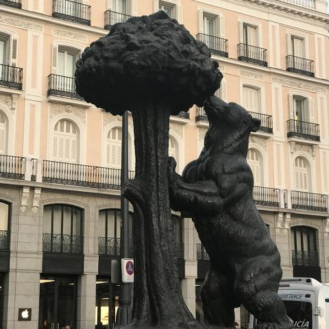 Мадрид Испания