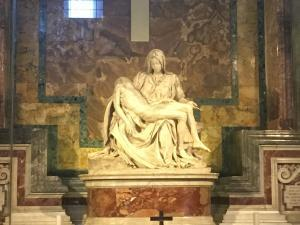 Пьета Микеланджело Ватикан Собор Святого Петра