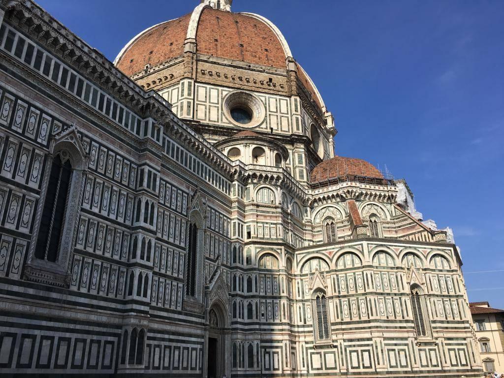 Санта Мария дель Фьоре Флоренция