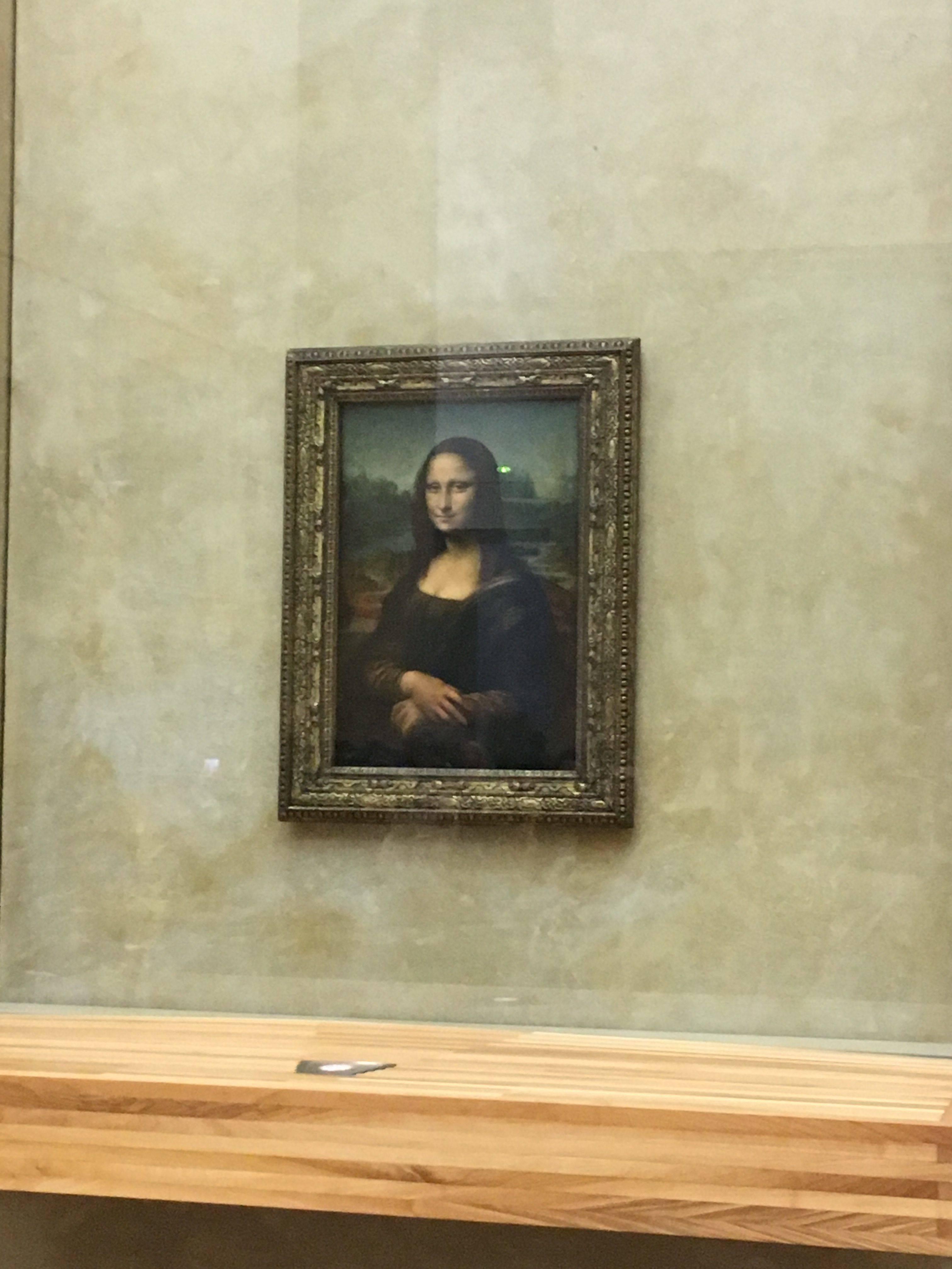 Великие музеи мира. Лувр в Париже. Мона Лиза