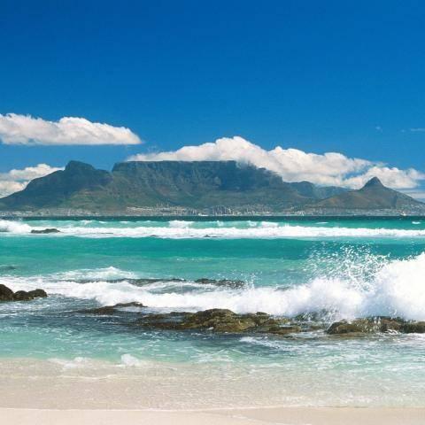Столовая гора, ЮАР, Кейптаун