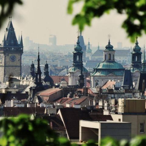 Чехия Прага
