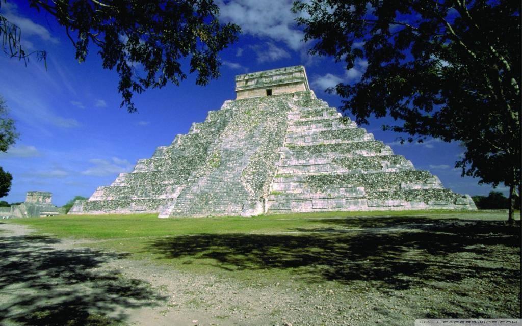 Чичен-Ица Мексика