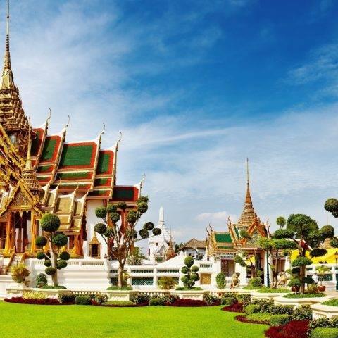 Храм Будды Бангкок
