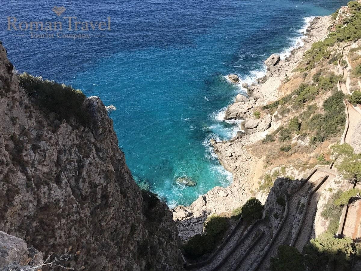 Фото. Италия. Остров Капри