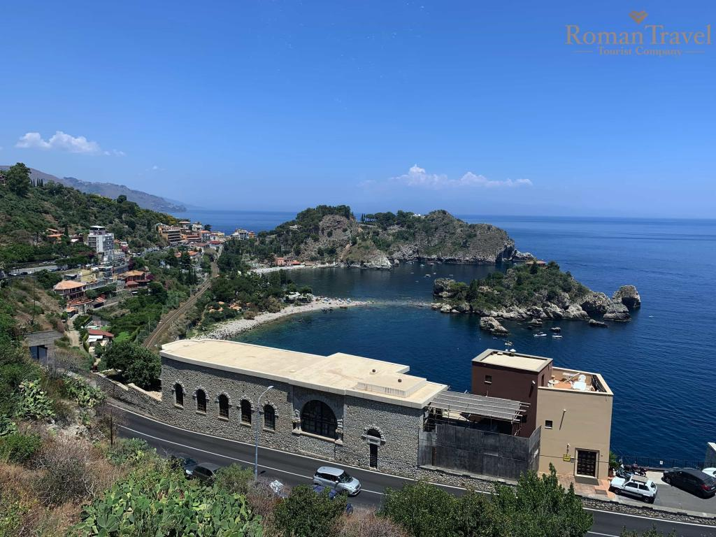 Сицилия. Катания