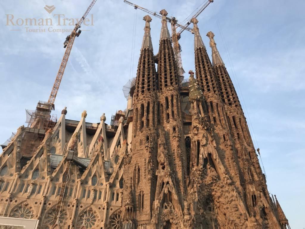 Сагарада Фамилия Барселона