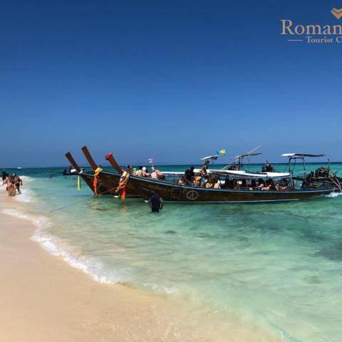Острова Пхи-Пхи. Таиланд