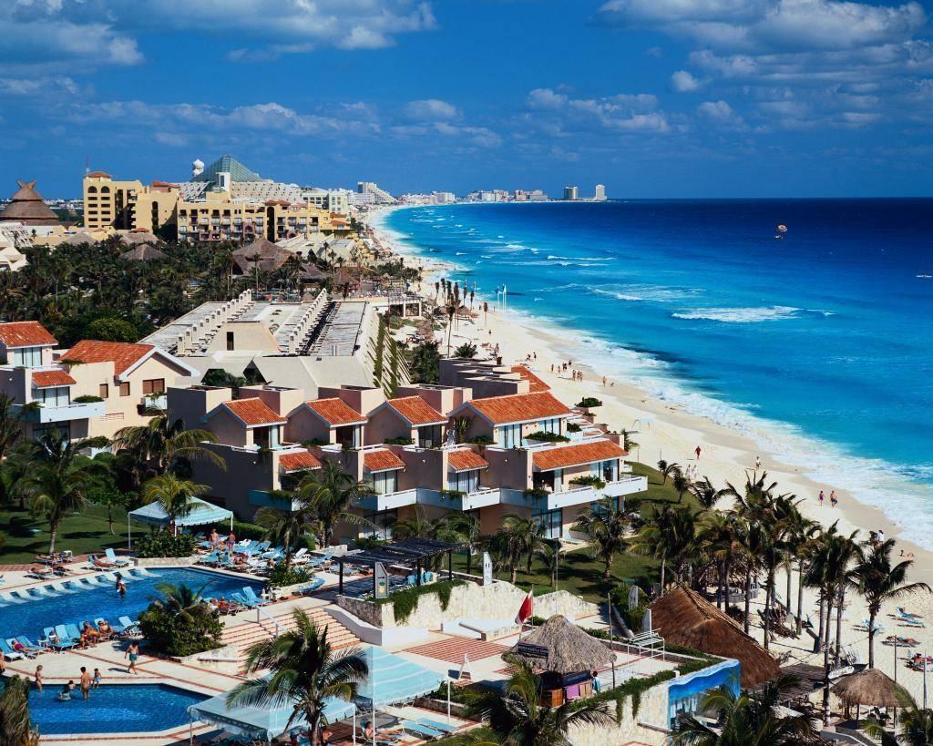 Канкун Мексика Ривьера Майя