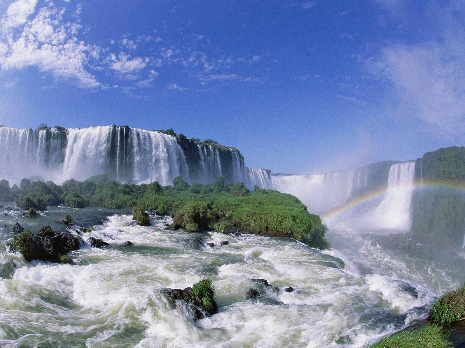 Водопад Игуассу