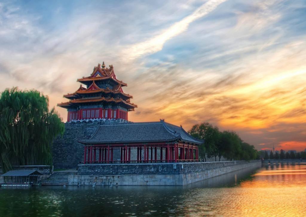 Запретный город Пекин