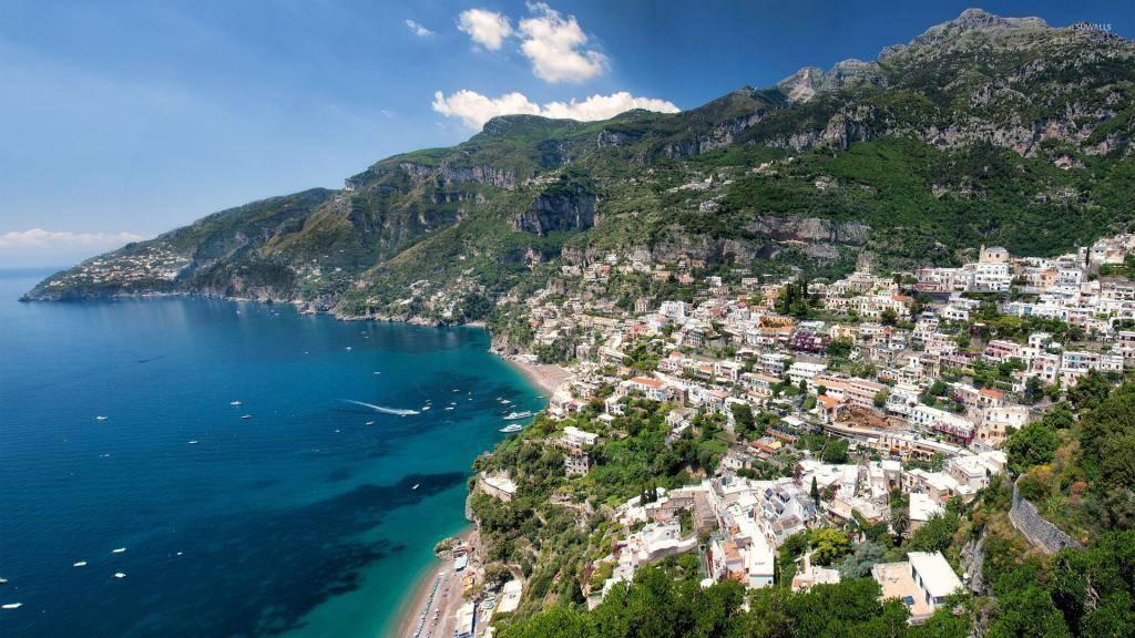 Амальфитанское побережье Италия