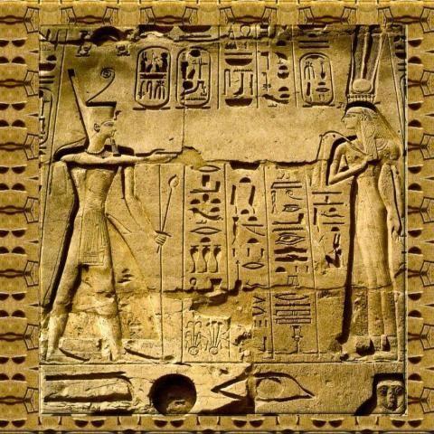 Храм Карнака в Луксоре