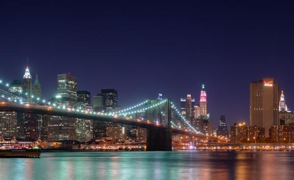 Туры в США. Бруклинский мост