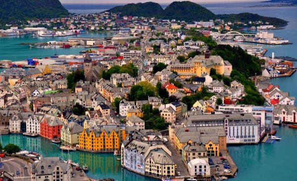 Фото. Туры в Норвегию