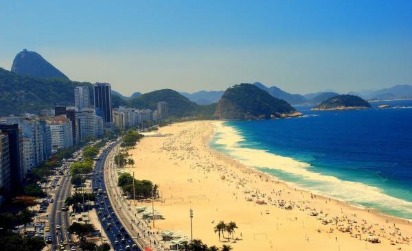 Фото. Туры в Бразилию