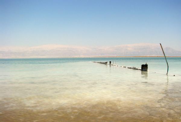 Фото. Израиль. Мертвое море