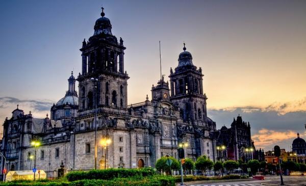 Фото. Туры в Мексику