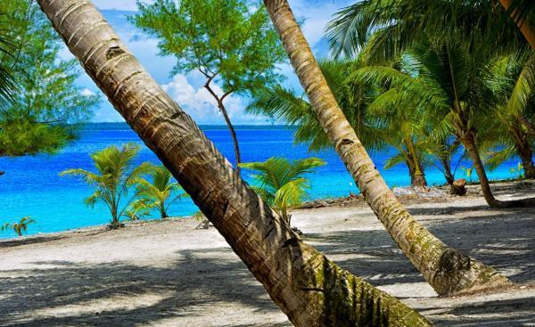 пляжный отдых Индонезия