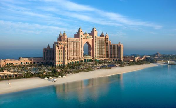 пляжный отдых Эмираты