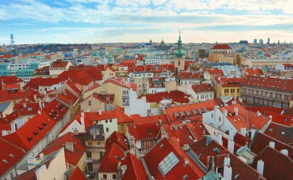 Фото. Туры в Чехию