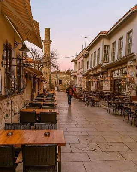 Фото. Турция. Достопримечательности