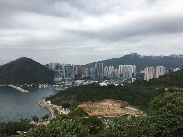 Фото. Гонконг