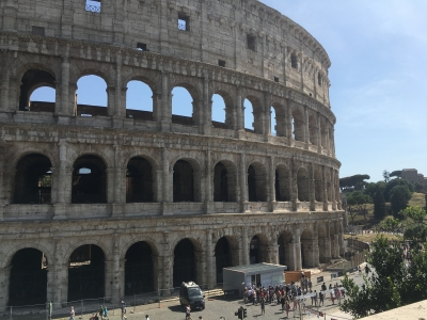 Италия. Рим. Колизей