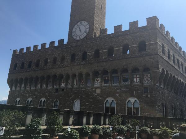 Флоренция архитектура