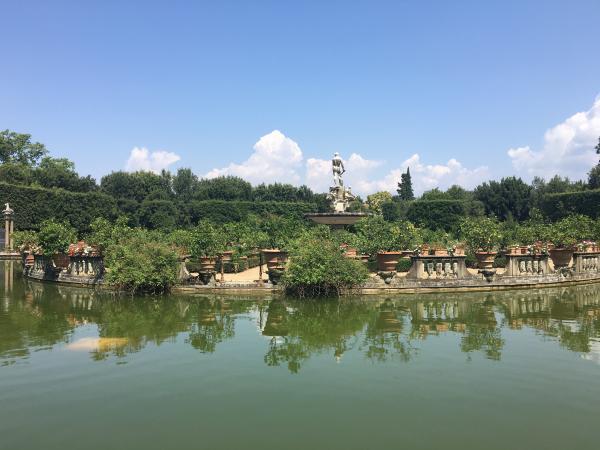 Флоренция парки