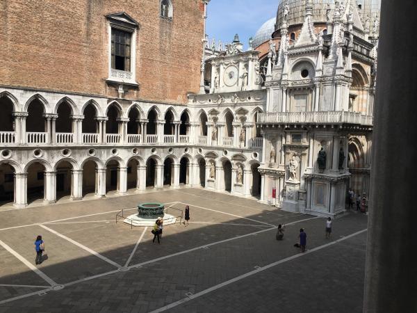 Италия. Венеция. Собор Сан Марко