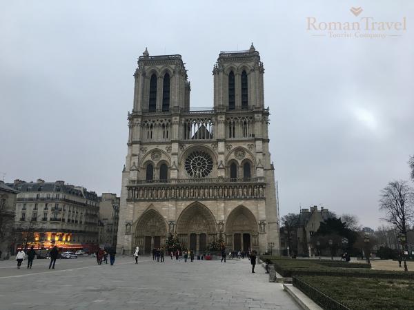 Индивидуальные туры во Францию из Одессы и Киева