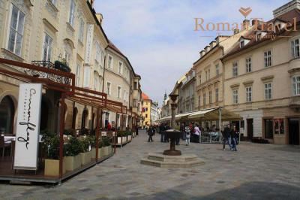 Достопримечательности Словакии. Братислава