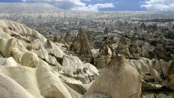 Турция. Каппадокия