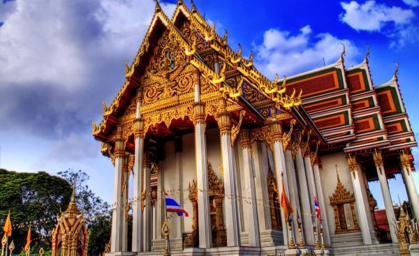 Храм Будды в Бангкоке