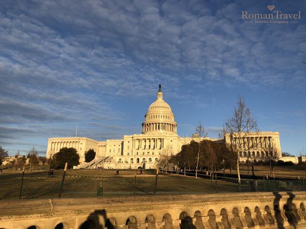 Вашингтон. Капитолийский холм