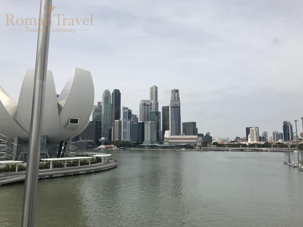 Туры в Сингапур. Набережная