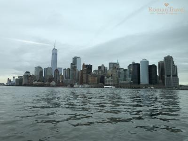 Нью-Йорк. США. Манхэттен