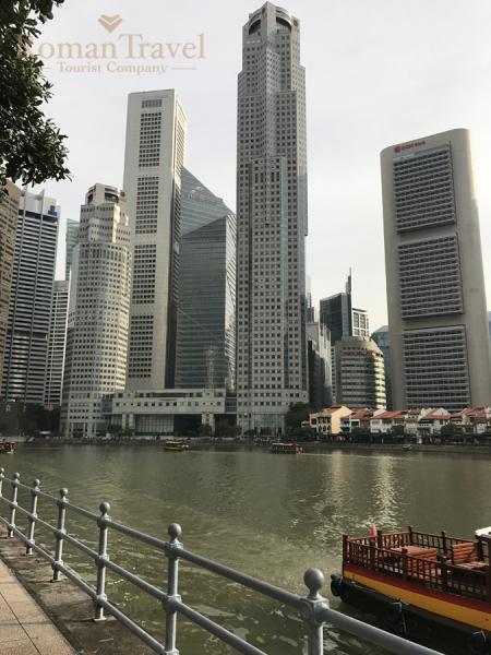 Туры в Сингапур. небоскрёбы