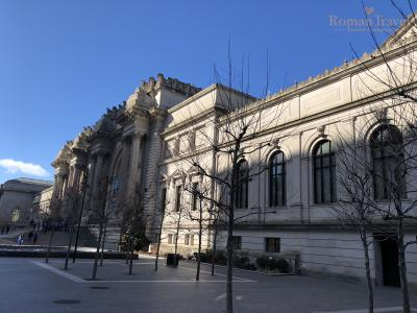 Нью-Йорк. США. Метрополитен музей