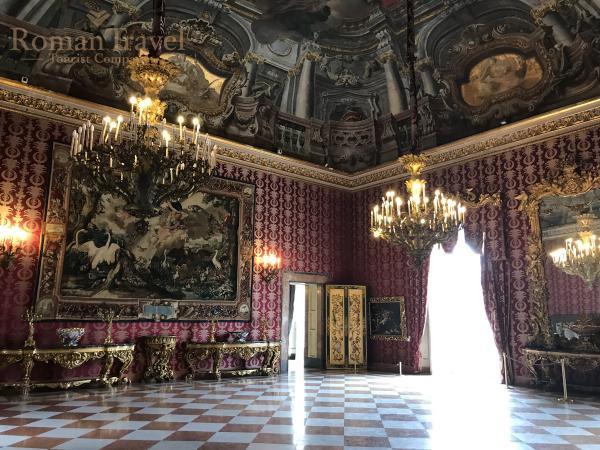 Палаццо Реале внутри
