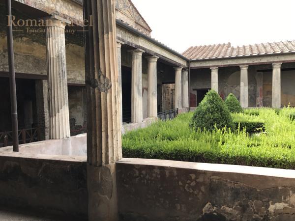 Италия. Раскопки Помпеи музей