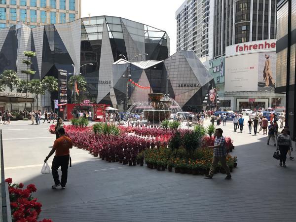Центр Куала-Лумпур Сити