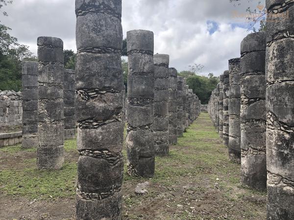 Мексика. Чичен-Ица