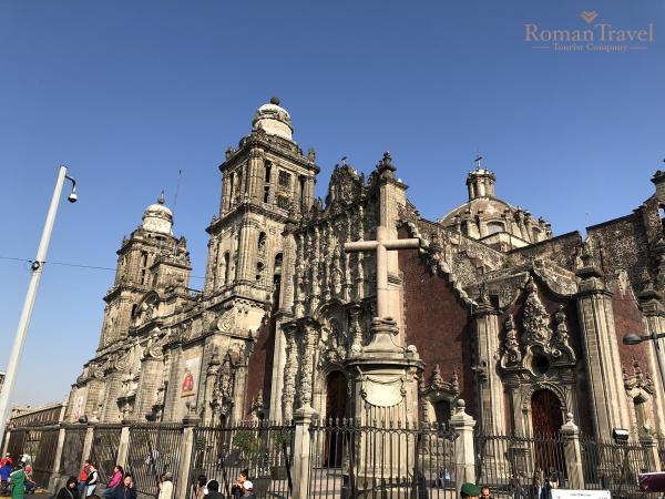 Кафедральный собор Мехико