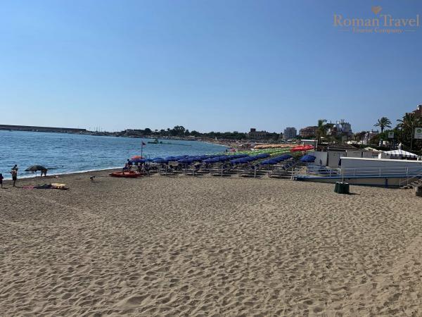 пляжный отдых Италия