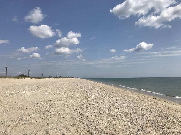Туры по Украине море 2018