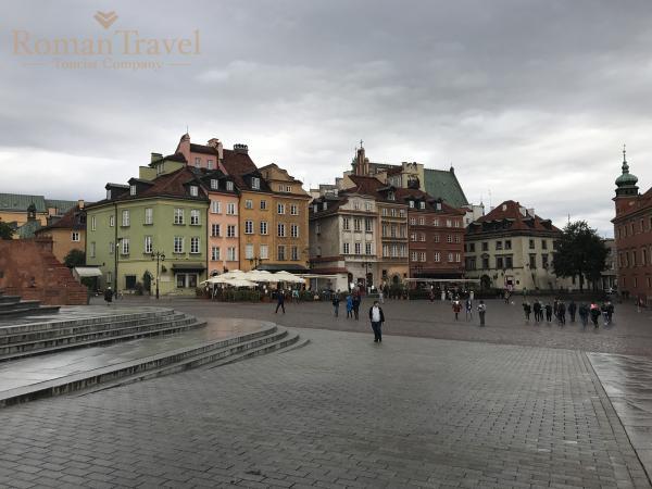 Фото. Туры в Польшу