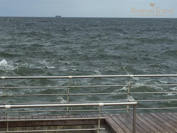 Одесса пляж Ланжерон