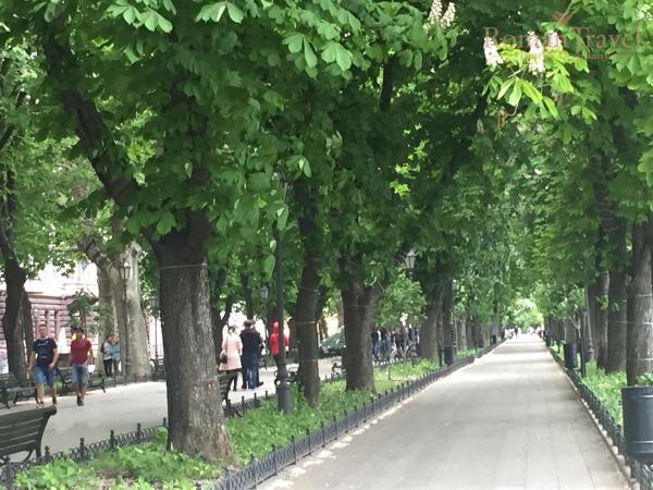 Одесса Приморский бульвар